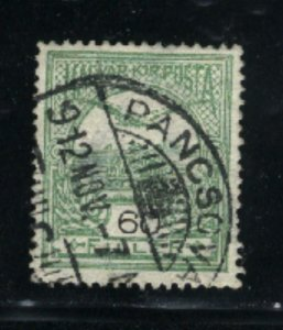 Hungary #B14   used VF 1913 PD