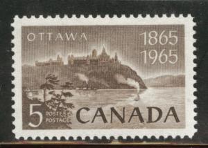 CANADA Scott 442 MNH** Ottawa stamp 1965