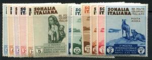 SOMALIA 164-69,C1-6 MINT, NH