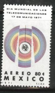 MEXICO Scott C387 MNH** 1971 airmail
