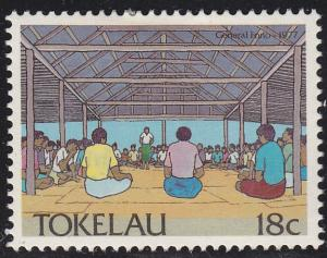 Tokelau Islands 152 The General Fono 1988