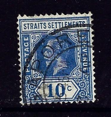 Straits Settlements 159 Used 1912 issue