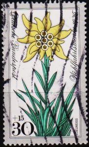 Germany. 1975 30pf+15pf  S.G.1762 Fine Used