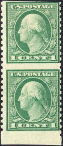 U.S. 538a FVF+ MH PAIR (102518)