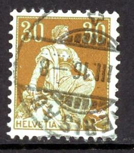 Switzerland 134 Used
