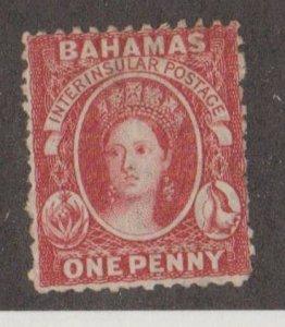 Bahamas Scott #11 Stamp - Used Single