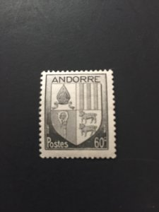 ^Andorra, French #82*