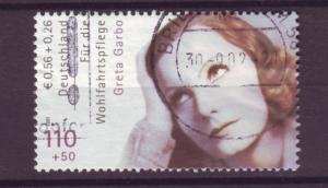 J10619 JL stamps @20%scv 2001 germany used #b893