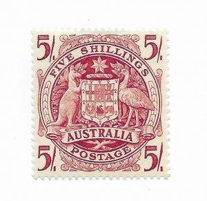 Australia #218 MH - Stamp - CAT VALUE $4.50