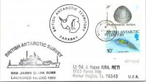 1991 British Antarctic Territory 155