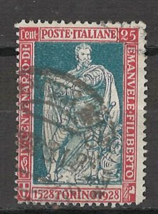 COLLECTION LOT # 5404 ITALY #202 1928 CV+$16