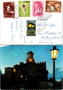 San Marino, Picture Postcards
