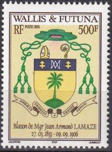 Wallis & Futuna #609  MNH CV $10.50  (Z7883)