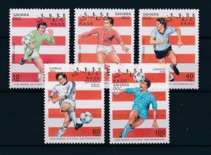 [59601] Sahara OCC 1993 World Cup Soccer Football USA MNH