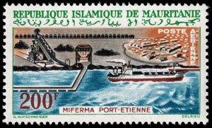 Mauritania - Scott C21 - Mint-Never-Hinged