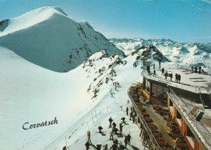 10926 Ansichtskarte Postcard CORVATSCH