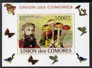 Comoro Islands 2008 Botanists & Fungi #1 - Charles Ed...