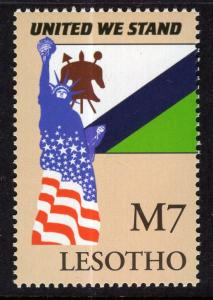 Lesotho 1310 United We Stand MNH VF