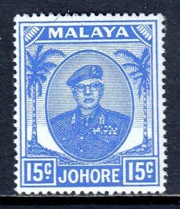 Malaya (Johore) - Scott #140 - MH - SCV $3.50