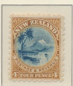 New Zealand Stamp Scott #113, Unused, Mint No Gum - Free U.S. Shipping, Free ...