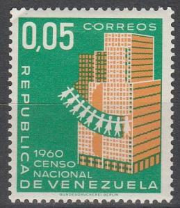 Venezuela #785 MNH   (K288)