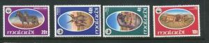 Malawi #319-22 Mint