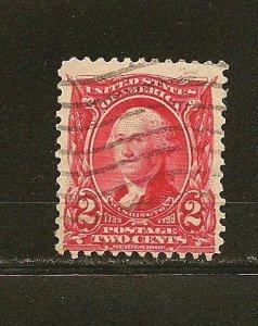 USA 301 Washington Used