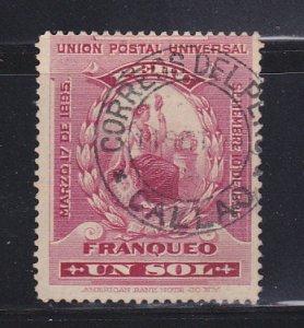 Peru 140 U Liberty
