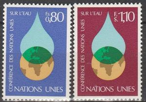 UN Geneva #65-6 MNH F-VF  (V3852)
