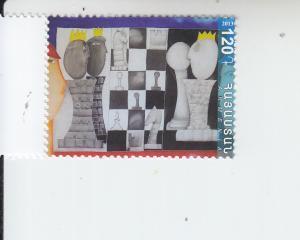 2013 Armenia Children's Philately Chess (Scott NA) MNH