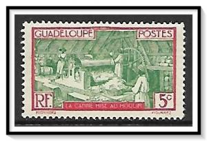 Guadeloupe #100 Sugar Mill MH