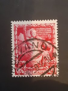 *Italy #401          Used