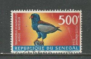 Senegal Scott catalogue # C57 used See Desc