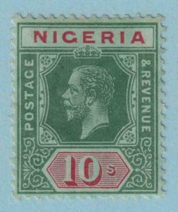 NIGERIA 17  MINT HINGED OG * NO FAULTS EXTRA FINE !