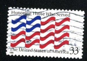 USA #3331   -1   used  1999 PD