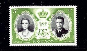 Monaco 359 MNH 1956 issue