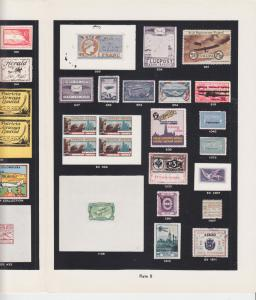 Dr. Philip G. Cole Collection of rare Air Mail Stamps & Covers, 1939 FW Kessler