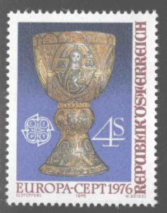 Austria Scott 1038 MNH** 1976 Europa stamp