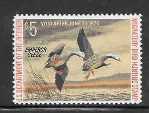 #RW39 MNH Federal Duck Stamp