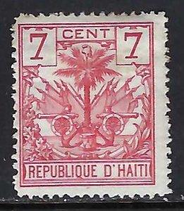 Haiti 30 MOG Y817-2