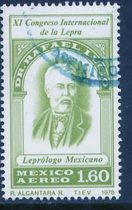 MEXICO C586 International Anti-Leprosy Congress. Used (819)