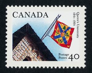 Canada 1338 MNH Queen's University, Flag