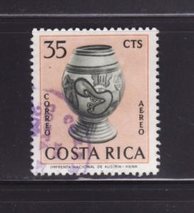 Costa Rica C382 U Ceramic Vase (A)