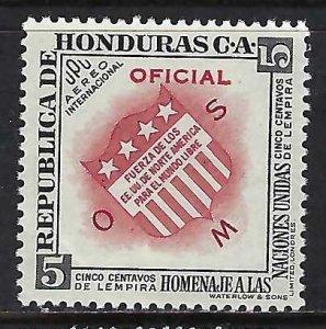 Honduras CO63 MOG R894