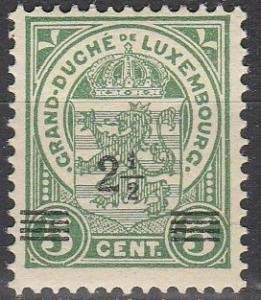Luxembourg #112   MNH (S2133)