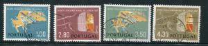 Portugal #1004-7 Used (Box1)