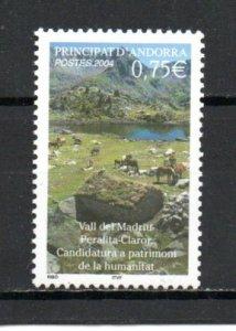 Andorra - French 586 MNH