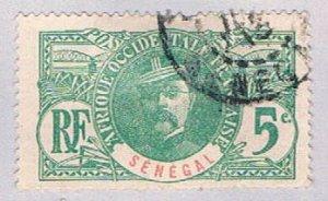 Senegal 60 Used General Faidherbe 1906 (BP29528)