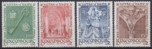 Luxembourg #436-9 MNH VF (ST1061)