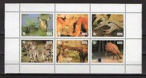 KENYA - 1996 Tourism   M1925